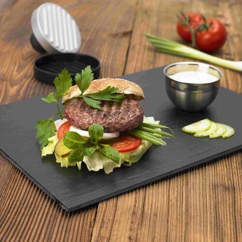 Rösle 25082 BBQ Burgerpresse - 3