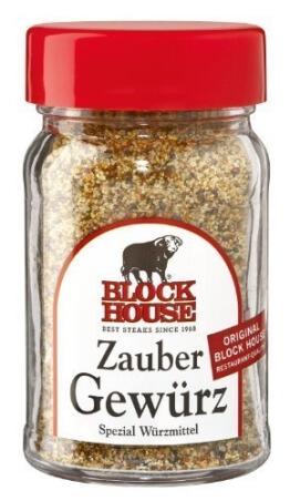 BLOCK HOUSE Zaubergewürz 70g - 1