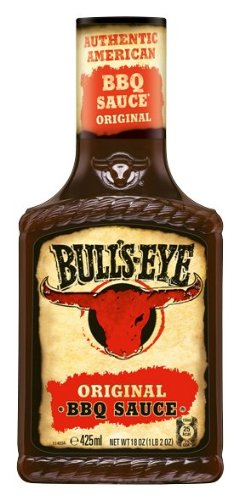 Bull's-Eye BBQ Grillsauce Original, Dosierflasche, 2er Pack (2 x 425 ml) - 1