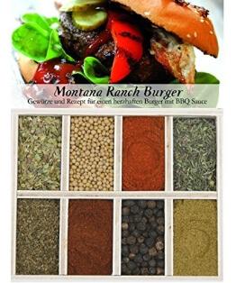 "Gewürzkasten ""Montana Ranch Burger"" - 1"