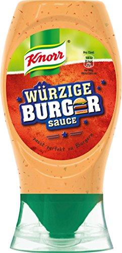 Knorr - Würzige Burger-Sauce - 250ml - 1
